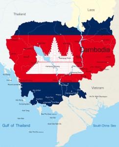 隣国カンボジアの調査